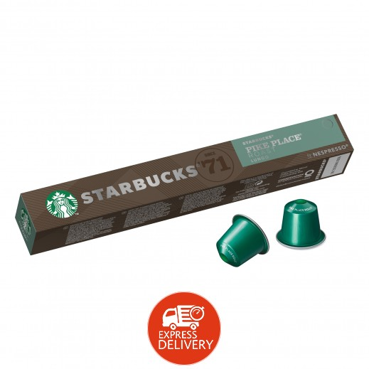 ستاربكس – كبسولات قهوة بايك بليس تحميص متوسط 10.53 جم