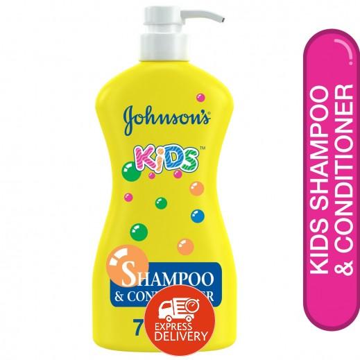 جونسون – شامبو وبلسم للصغار 750 مل