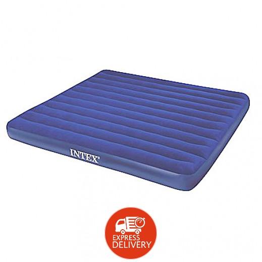 إنتكس - سرير هوائي ناعم 183 × 203 × 20 سم
