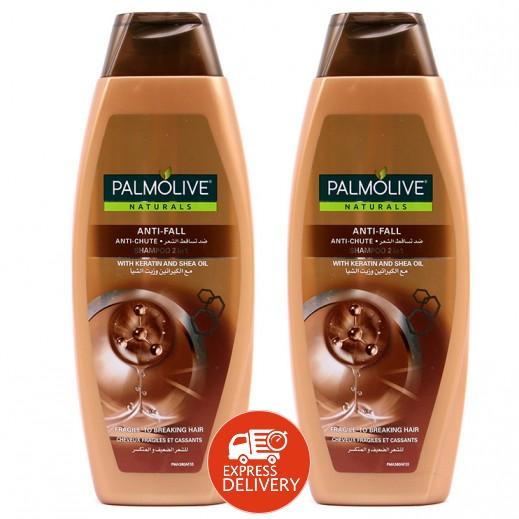 بالموليڤ – شامبو ضد تساقط الشعر 380 مل (2 حبة)