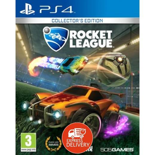 لعبة Rocket League: Collector's Edition لأجهزة PS4 نظام PAL