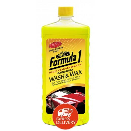 F1 Wash & Wax 16 oz