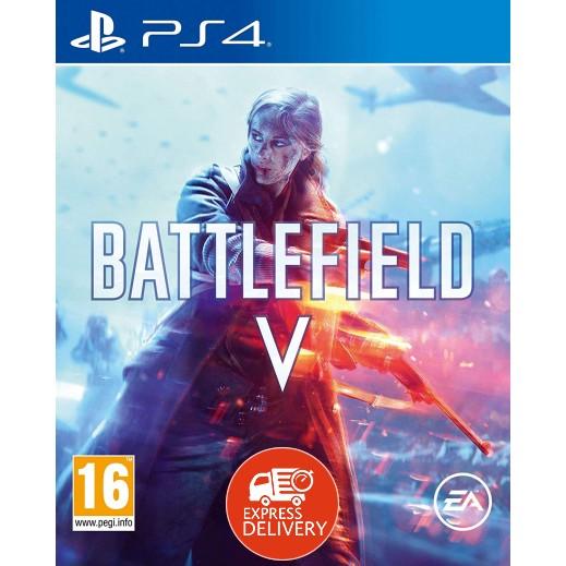 لعبة Battlefield V لجهاز بلاي ستيشن 4 – نظام PAL