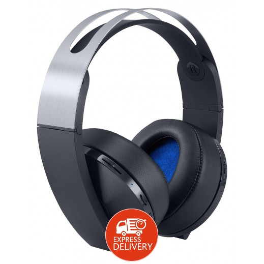بلاتينوم سماعات رأس لاسلكية للبلاي ستيشن 4