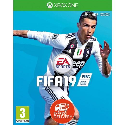 لعبة FIFA 19  لجهاز اكس بوكس ون – نظام PAL (عربي)