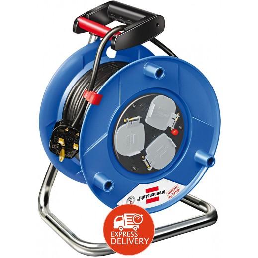برينستول - وصلة تمديد كهربائية بكرة متعددة التوافق 25 متر