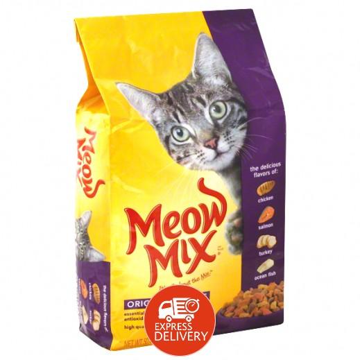 ميو ميكس – طعام القطط - الاختيار الأصلي 1.42 كجم