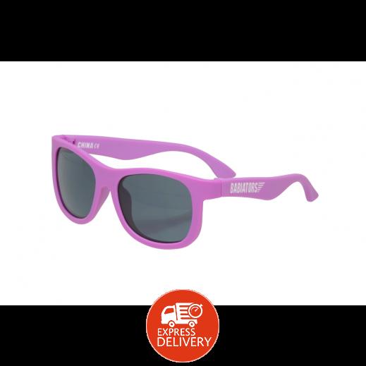 fff1888d0 اشتري بيبيتورز – نظارات شمسية للأطفال - بنفسجي (3 - 7) سنوات | توصيل ...