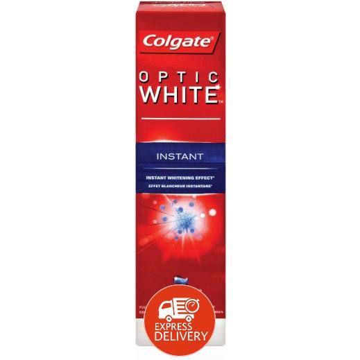 كولجيت – معجون أسنان أوبتيك للون أبيض فوري 75 مل