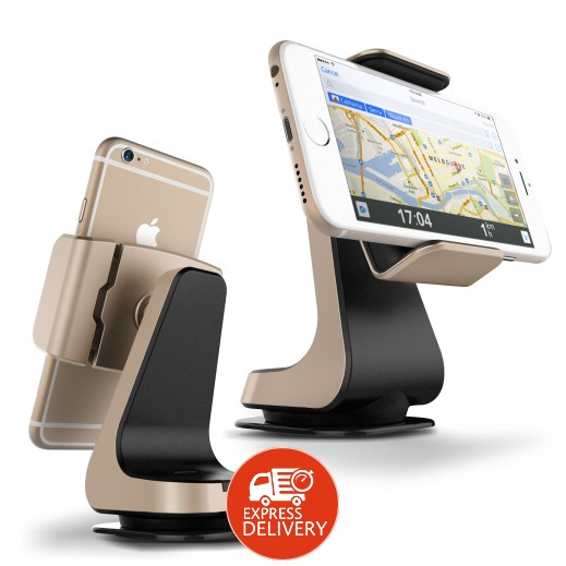 Verus Hybrid-Grab For iPhone/Android - Gold