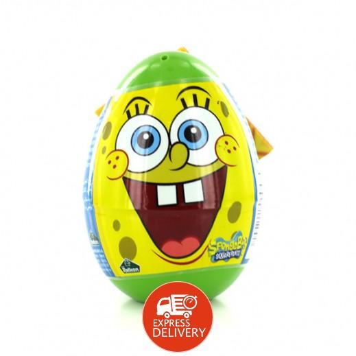 بيضة سبونج بوب مع الحلاوة 10 جم