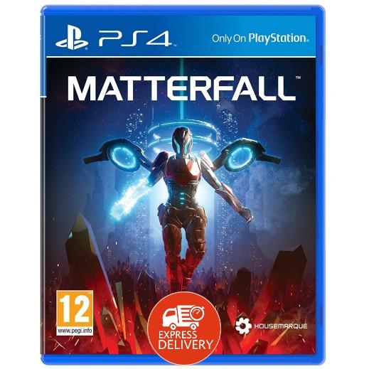 لعبة Matterfall لجهاز PS4 نظام PAL