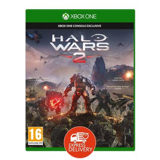 لعبة HALO WARS 2 لجهاز اكس بوكس ون - PAL