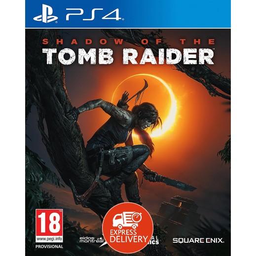 لعبة Shadow of the Tomb Raider لبلاي ستيشن 4 – نظام PAL (عربي)