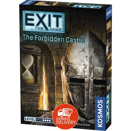 لعبة Exit: The Forbidden Castle
