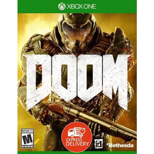 لعبة Doom لأجهزة إكس بوكس ون – نظام NTSC