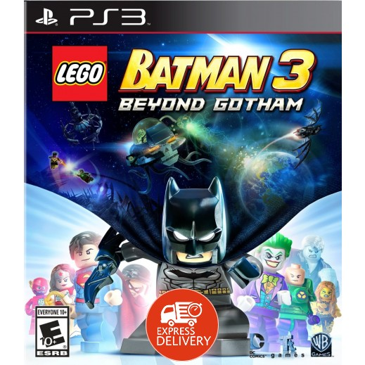 Lego Batman 3: Beyond Gotham For PS3 - NTSC