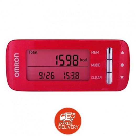 أومرون – جهاز المسح الخاص بالسعرات الحرارية – وردي