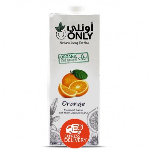 أونلي – عصير البرتقال العضوي 1 لتر