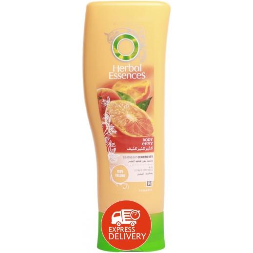 هيربل إيسنسز – بلسم يعزز كثافة الشعر بخلاصة الليمون 360 مل