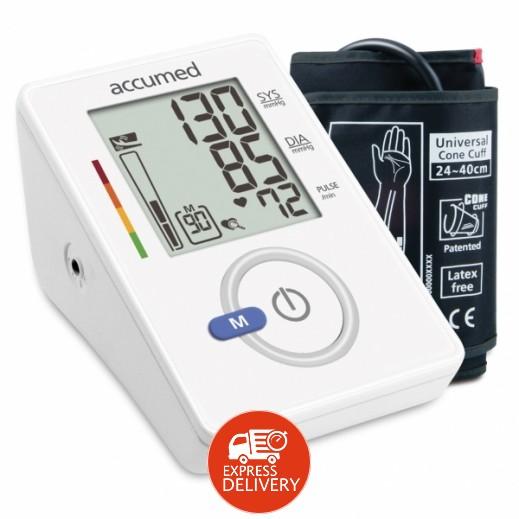 أكيوميد - جهاز قياس ضغط الدم من أعلى الذراع موديل AW150f