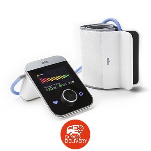 براون Activscan 9 جهاز مراقبة ضغط الدم من الذراع العلوي BU7200EU