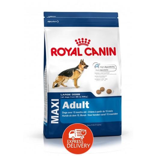 رويال كانين - هيلث نيوتريشن طعام الكلاب البالغة ماكسي 4 كجم