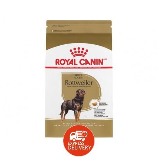 رويال كانين - هيلث نيوتريشن طعام الكلاب روت ويلر  12 كجم