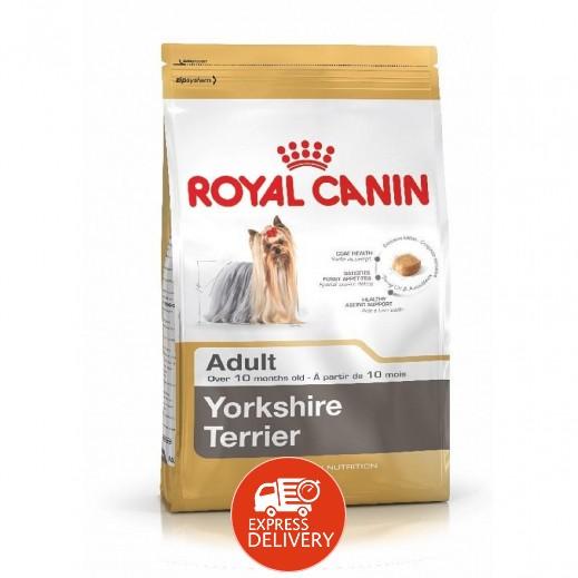 رويال كانين - هيلث نيوتريشن طعام الكلاب البالغة يوركشاير 1.5 كجم