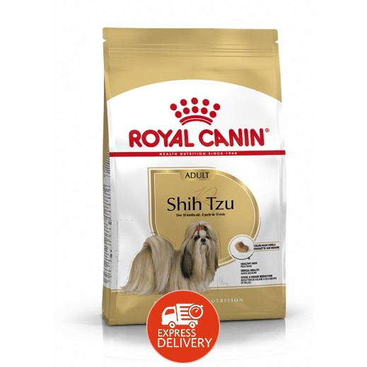 رويال كانين - هيلث نيوتريشن طعام الكلاب البالغة شيه تزو 1.5 كجم