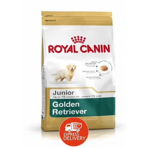 رويال كانين - هيلث نيوتريشن طعام الكلاب الصغيرة ريتريفر الذهبية 12 كجم