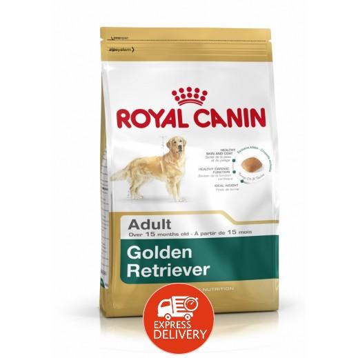 رويال كانين - هيلث نيوتريشن طعام الكلاب البالغة ريتريفر 12 كجم