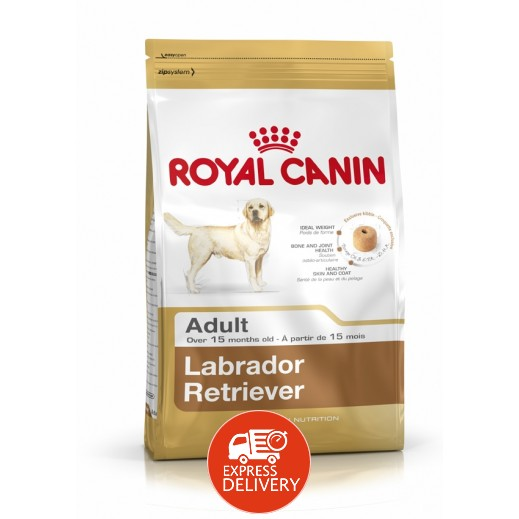 رويال كانين - هيلث نيوتريشن طعام الكلاب البالغة لابرادور 12 كجم