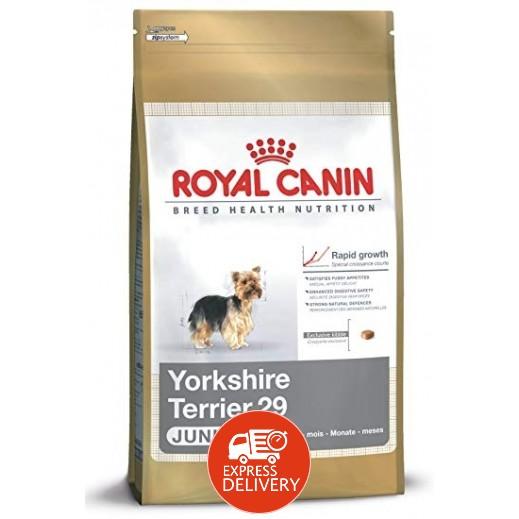رويال كانين - هيلث نيوتريشن طعام الكلاب (جونيور) يوركشاير 1.5 كجم
