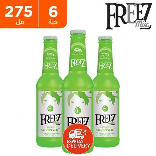 فريزز - عصير الكيوي 275 مل × 6 حبة