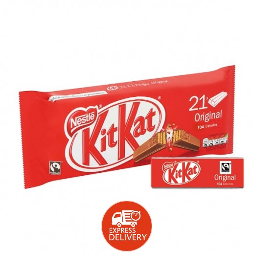كيت كات - شوكولاتة 2 أصابع 21 × 20.7 جم