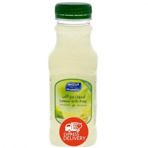 المراعي - عصير ليمون مع اللب 300 مل
