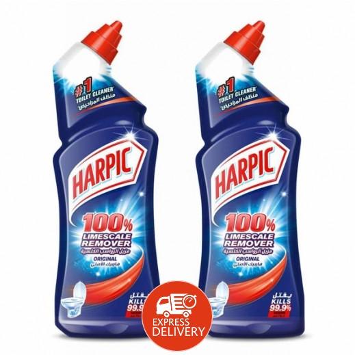 """هاربيك – منظف الحمام """" الأصلي """" 2 × 1 لتر"""
