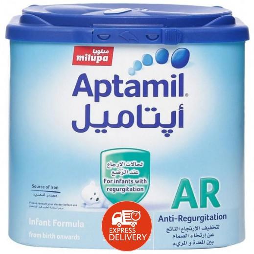 أپتاميل – حليب أطفال لتخفيف الإرتجاع 400 جم (منذ الولادة وما بعد)