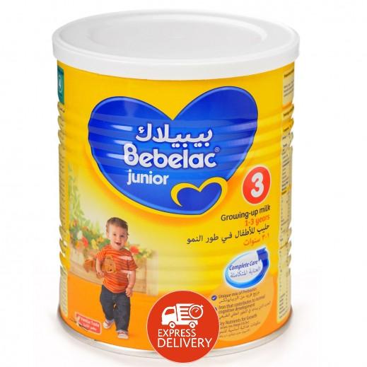بيبيلاك -  حليب الأطفال جونيور مرحلة 3 (من 1 - 3 سنوات) 400 جم