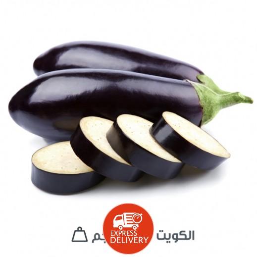 باذنجان طازج (الكويت) 1 كيلو تقريبا