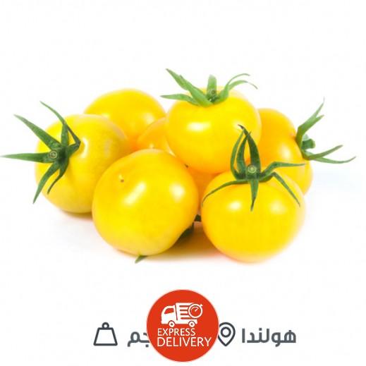 طماطم كرزية صفراء طازجة هولندي-  250 جم تقريبا