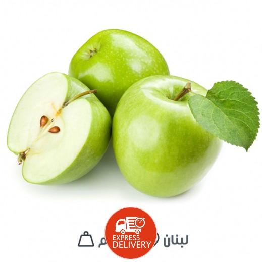 تفاح أخضر طازج لبناني - 4 كجم تقريبا
