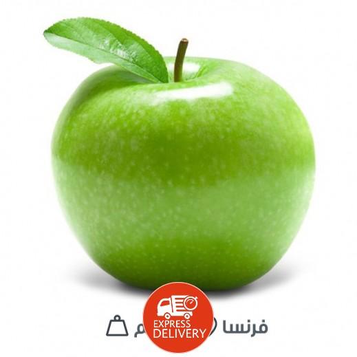 تفاح أخضر  فرنسي طازج 1 كجم