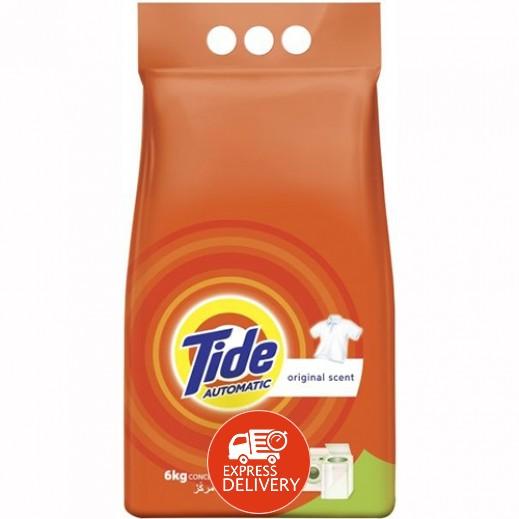 تايد - مسحوق الغسيل العطر الأصلي للغسالات الأوتوماتيك 6 كجم