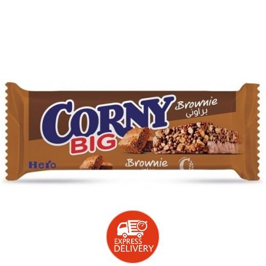 كورني - بار الحبوب بالبراوني 50 جم