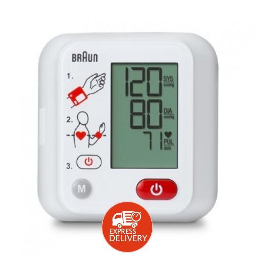 براون – جهاز قياس ضغط الدم (Vitalscan 1) موديل (BBP2000)