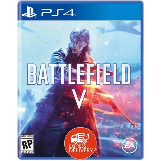 لعبة Battlefield V لجهاز بلاي ستيشن 4 – نظام NTSC
