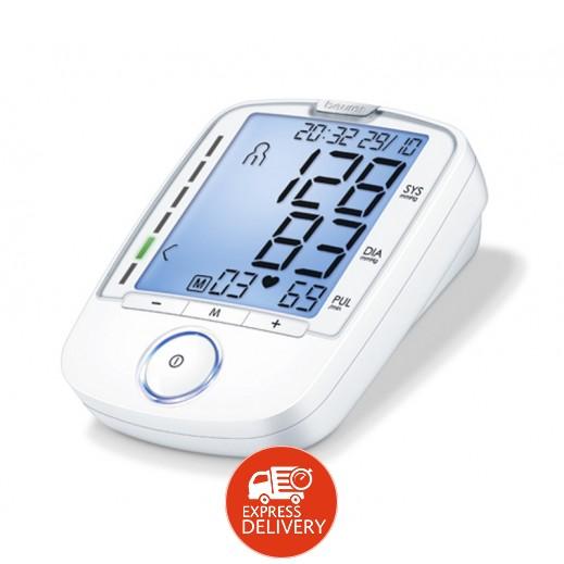 بيورير – جهاز قياس ضغط الدم من أعلي الذراع موديل (BM47)