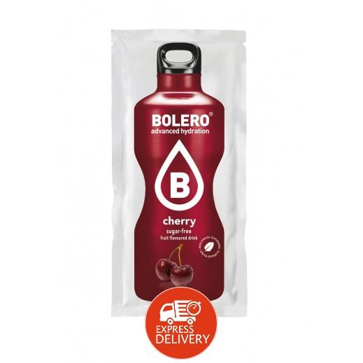 بوليرو  - شراب فوري خالٍ من السكر بنكهة الكرز 9 جم